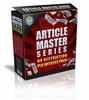Thumbnail Article master series V10