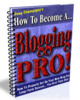 Thumbnail Become a Blogging Pro