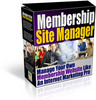Thumbnail Membership Site Manager Rights