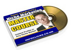 Thumbnail niche marketing master course