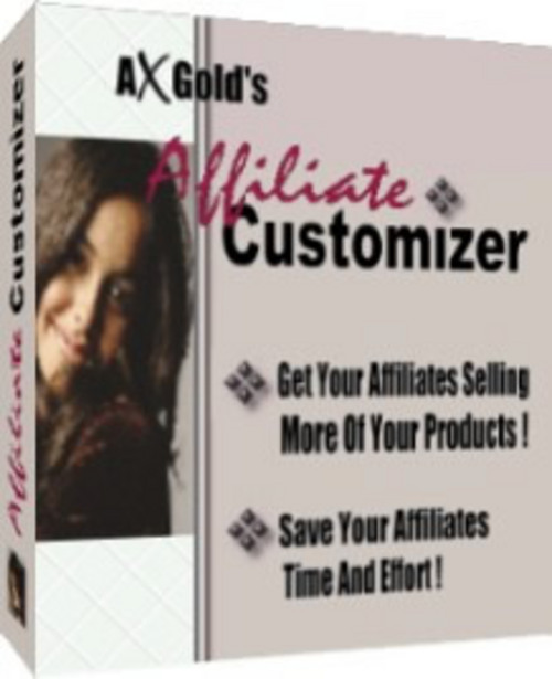 Product picture Affiliate Customiser