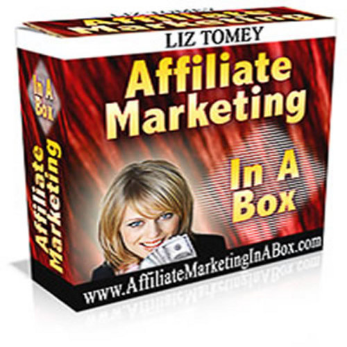 Product picture Affiliate Marketing In a Box