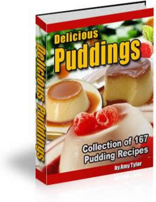 Product picture pudding recipes