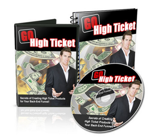 Product picture Go High Ticket (with MRR)