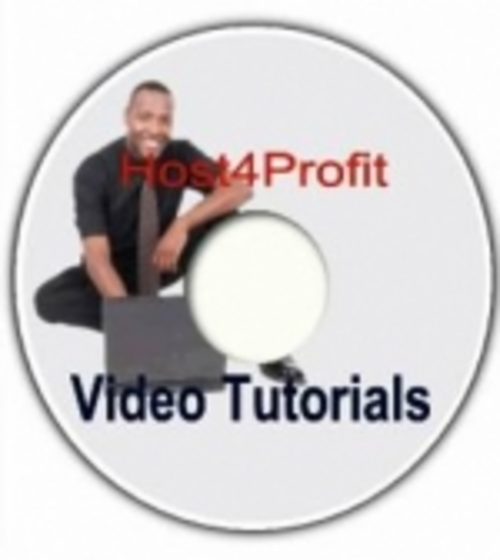 Product picture Host 4 Profit Video Tutorials (with MRR)