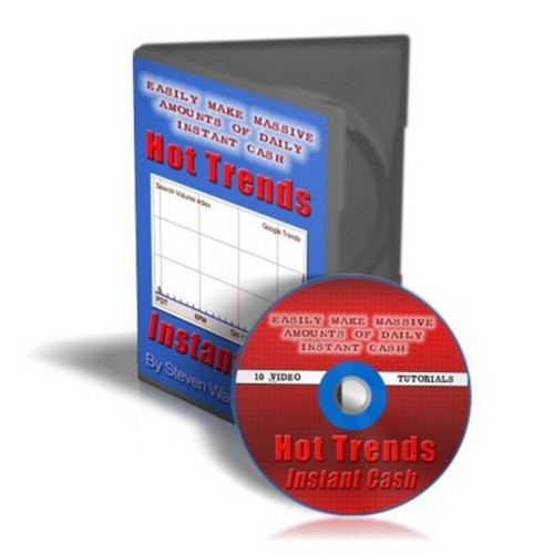 Product picture Hot Trends Instant Cash (with RR)